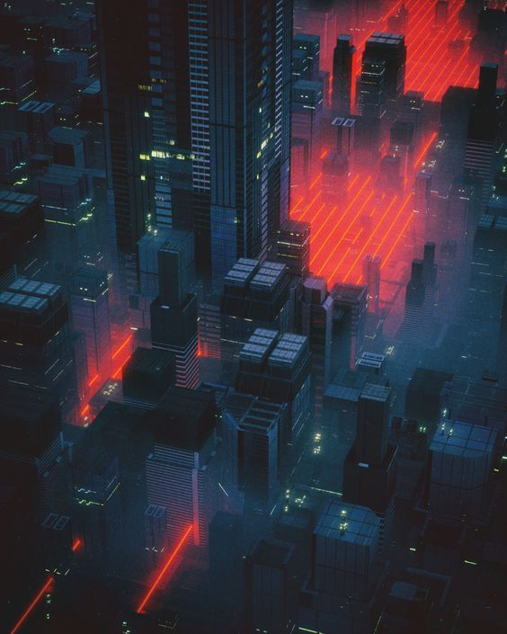 Dystopisk by